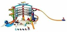 Hot Wheels Mega City Parking Garage Playset Toy Post Delivery