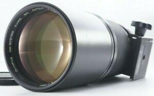 N,MINT Olympus OM SYSTEM Zuiko MC AUTO-T 300mm F/4.5 Telephoto Lens from Japan