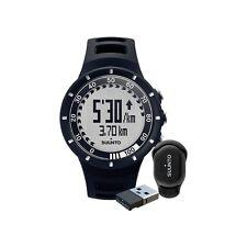 Suunto Quest Black Speed Pack Wrist Watch GPS Wristwatch - SS018155000