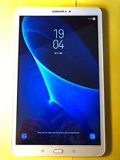 "Samsung Tab A6 White 10.1"" 16gb wifi 8.1 Oreo"