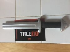 """True Blood Memorabilia """"Rubber Sawed-off Sword"""" Used on the set. COA Included"""