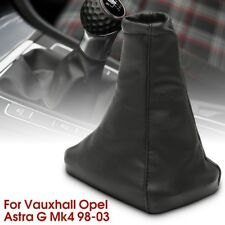 1Gear Shift Shifter Gaiter Boot Cover  Vauxhall Opel Astra G Mk4 Coupe 98-03 D8C