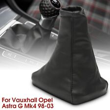 Gear Shift Shifter Gaiter Boot Cover Vauxhall Opel Astra G Mk4 Coupe 98-03 GO9