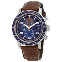 Citizen Brycen Eco-Drive Chronograph Men's Watch CA0648-09L