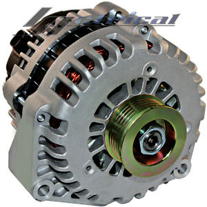 HIGH OUTPUT ALTERNATOR FOR CHEVROLET GMC CHEVY CADILLAC HUMMER GENERATOR 250 AMP