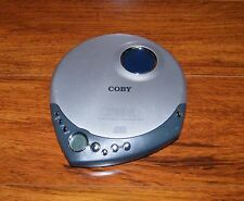 Coby (CX-CD116) Dynamic Bass Boost System Digital Audio Portable CD Player