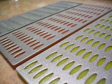 3 Stück Diamant Schleifer Messerschärfer Messerschleifer WETZSTAHL 50mm x 150mm