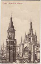 MILANO - TORRE DI S.GOTTARDO 1914