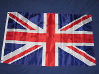 3X5 NYLON UNION JACK BRITISH FLAG UK GREAT BRITAIN F731