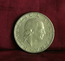 200 Lire 1978 R Italy World Coin Nice Details KM105 Italiana