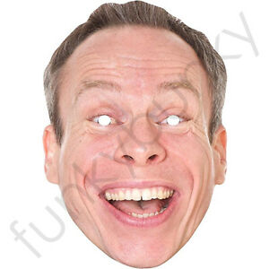 Warwick Davies - Celebrity Card Mask - All Our Masks Are Pre-Cut!