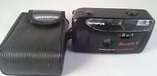 Olympus Shoot And Go 35mm Compact Camera With Built In Flash
