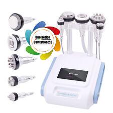 5in1 Vacuum Roller Slimming Ultrasound Cavitation Smart RF Body Slimming Machine