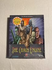 CHAOS ENGINE***SEALED**COMPUTER ROLE PLAYING GAME*NIB*