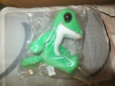 "New Sealed Geico 6"" Gecko Plush Stuffed Lizard Advertising Doll"