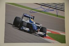 Nico Rosberg  WM 2016 signed 20x30cm Foto Autogramm / Autograph  in Person .