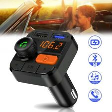 Charger Car Mp3 player Accessories Parts Bluetooth Kit Fm Transmitter New