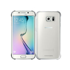 Samsung Clear Cover Ef-qg925 for Galaxy S6 Edge Silver
