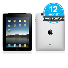 Apple iPad 1st Generation 64GB, Wi-Fi + 3G (Unlocked), 9.7in - Black & Silver