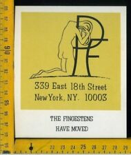 Ex Libris b 1525 A Fhe Fingesten Have Moved New York