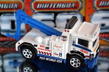 2013 Matchbox 60th Anniversary Urban Tow Truck #19
