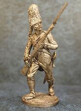 "Tin Soldiers * Grenadier Regiment ""Princess."" Spain, 1807-08 years * 54-60 mm *"
