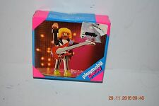 PLAYMOBIL Rock Star Special Guitarist 4512 from 1994.