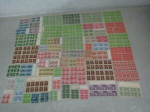 Nystamps E Much mint NH US Possessions Philippines stamp block collection