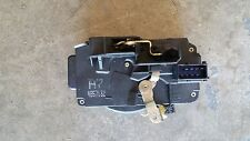 99-09 Saab 9-5 DRIVERS DOOR LOCK ACTUATOR -  (4857132)