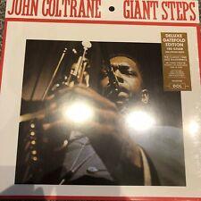 John Coltrane - Giant Steps - 180 G Deluxe Gatefold Vinyl Lp - New & Sealed