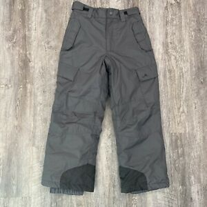 Vertical 9 Ski Snowboard Pants Gray Youth Size Large 10/12