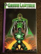 Green Lantern Emerald Twilight TPB 1st Print OOP Rare JLA Batman Superman Flash