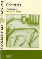 Contracts: Examples and Explanations (Examples & Explanations Series) by Brian