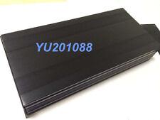 BLACK DIY Metal Aluminum Project Box / Enclosure Electronic case 300x145X54mm