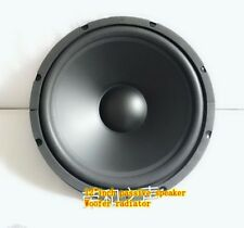 """2pcs 12""""inch passive speaker Bass radiator Auxiliary woofer Home Audio Parts"""