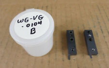 Pair of Unbranded WG-VG .0104 B (110-140) EDM Wire Guides