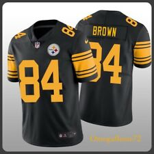 Nike NFL Pittsburgh Steelers Colour Rush Vapor Untouchable #84 Brown Jersey XL