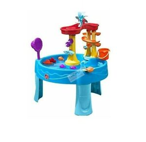 Step 2 Archway Falls Water Table Kids Water Play Table With Accessories