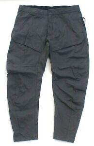Nike Gray Tech Pack Slim Fit Tapered Leg Cargo Pants Men's NWT