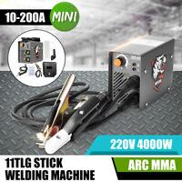 11Tlg 220V 4000W 200A Stick Welder Inverter ARC MMA Welding Machine