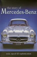 The Story Of Mercedes Benz (New DVD 2004) Style Speed & Sophistication