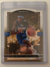 2003-04 Skybox LE GOLD PROOF /150 Carmelo Anthony RC