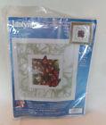 Janlynn Wings Butterflies Counted Cross Stitch Kit ~ Open but Complete ~ 2001