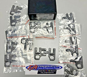 """COMP CAMS 4835-8 SB CHEVY / FORD Engine Adjustable 5/16"""" Push Rod Guide Plates"""