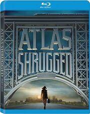 ATLAS SHRUGGED New Sealed Blu-ray Ayn Rand