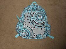 Justice Blue Medallion Backpack  New