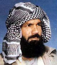 Afghanistan Scarf Tactical Shemagh Desmaal Afghan Turban IsmailKhan Yasir Arafat