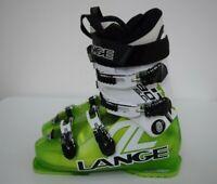 LANGE RS 80 SKI BOOTS MEN SIZE 27.5/9.5