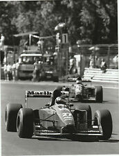 #27 JEAN ALESI MARLBORO FERRARI 412 T1 F1 1994 ORIGINAL PERIOD PRESS PHOTOGRAPH