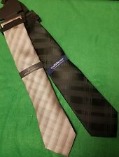 Marc Anthony and Craft & Barrow ties